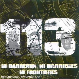 Ni Barreaux Ni Barrieres Ni Frontieres
