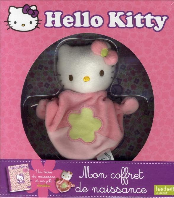 Hello Kitty ; Mon Coffret De Naissance