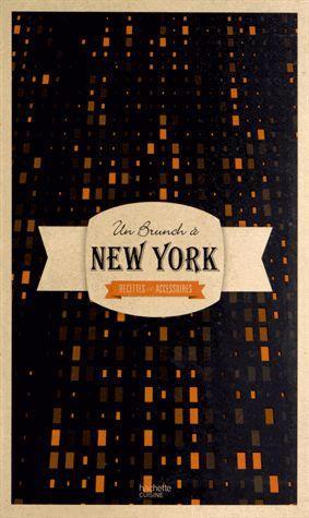 Un dîner à New-York ; coffret