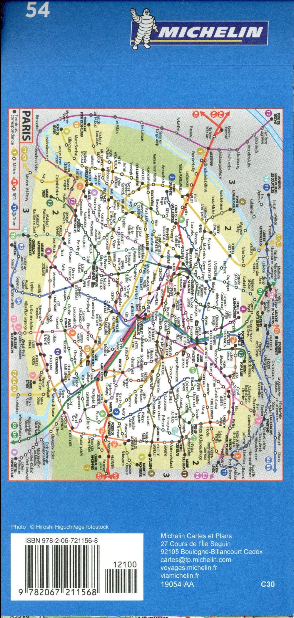 Paris plan (édition 2017)