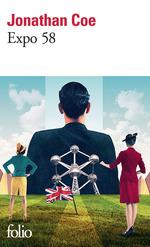 Vente Livre Numérique : Expo 58  - Jonathan Coe