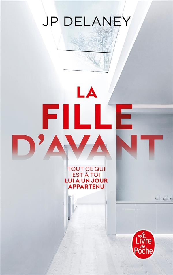 LA FILLE D'AVANT