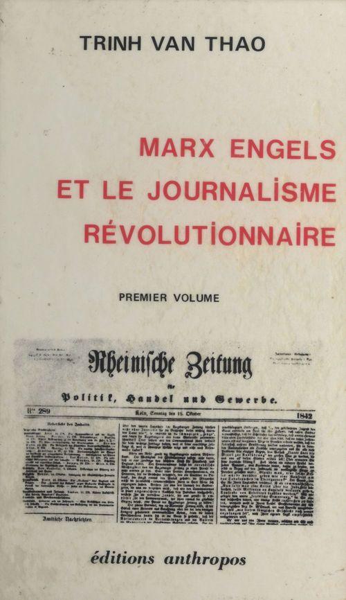 Marx engels t.1