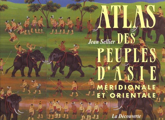 Atlas des peuples d'asie