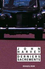 Vente Livre Numérique : Derniers sacrements  - John Harvey