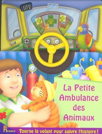 La petite ambulance des animaux