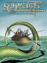 Vente Livre Numérique : Kaamelott (Tome 5) - Le Serpent Géant Du Lac De L'Ombre  - Alexandre Astier