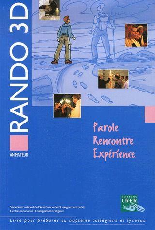 RANDO-3D - ANIMATEUR