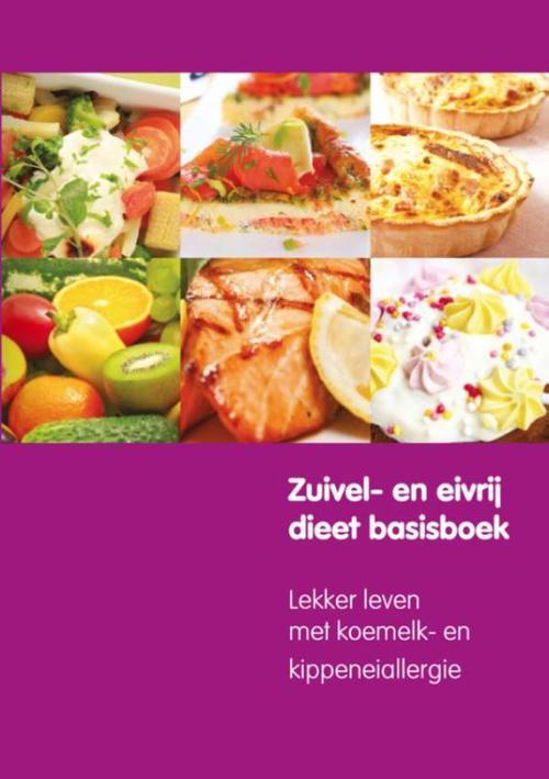 Zuivel- en eivrij dieet basisboek