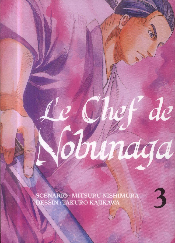 Le chef de Nobunaga T.3