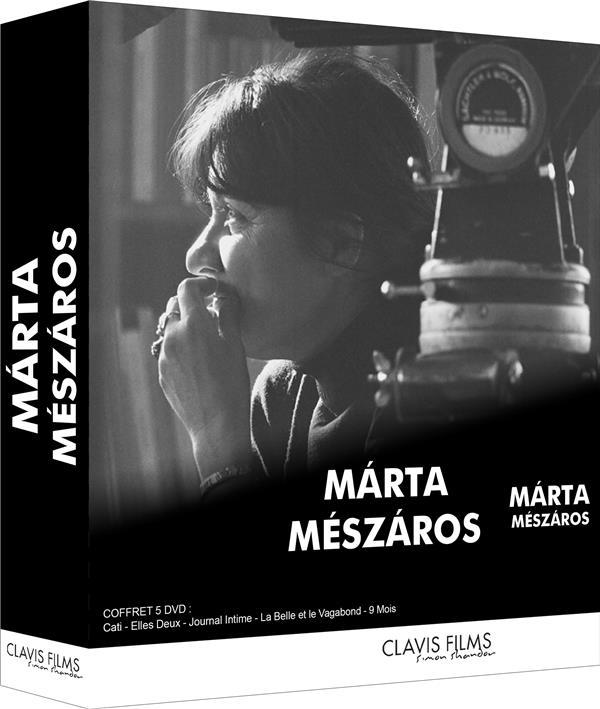 Márta Mészáros - Coffret 5 DVD : Cati + Elles deux + Journal intime + La Belle et le vagabond + 9 mois