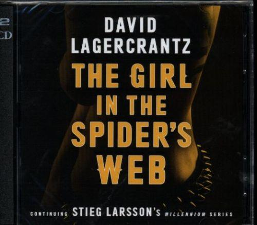 THE GIRL IN THE SPIDER''S WEB