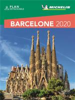 Le guide vert week-end ; Barcelone (édition 2020)