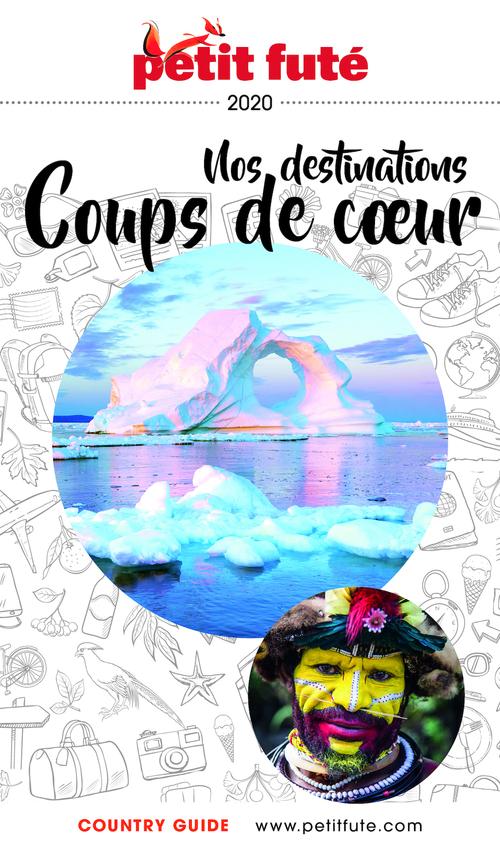 NOS DESTINATIONS COUP DE COEUR 2020 Petit Futé