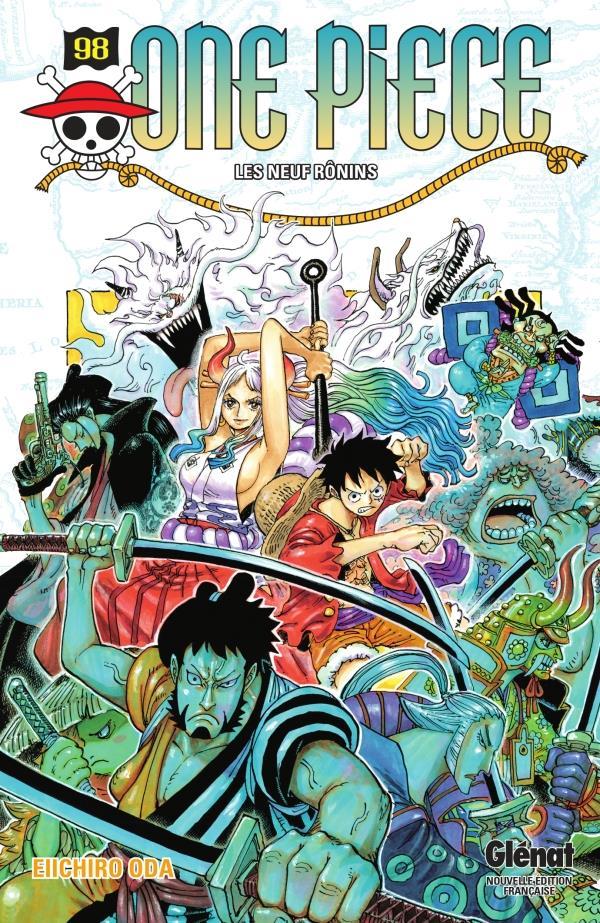 One Piece - édition originale T.98 ; les neufs rônins