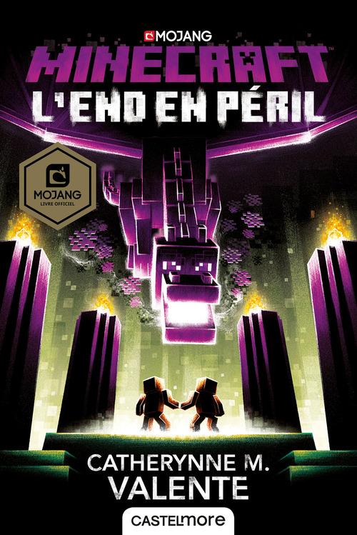 Minecraft ; le roman officel T.4 ; l'end en péril