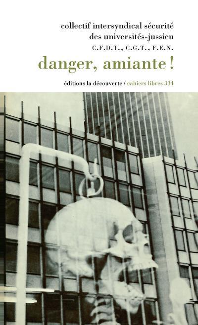 Danger ! amiante