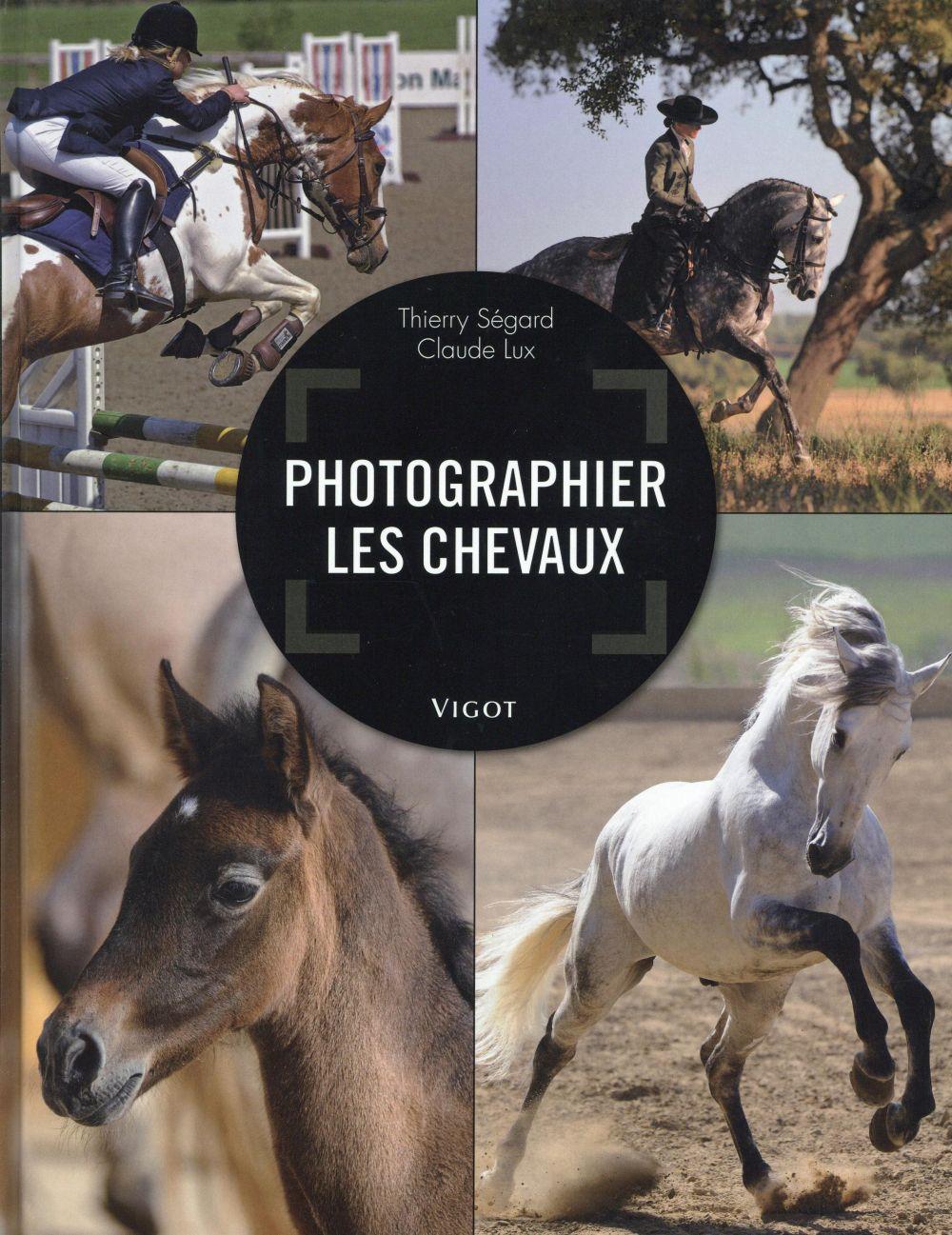 Apprendre à photographier les chevaux