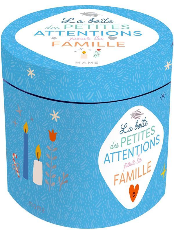 la boîte des petites attentions pour la famille