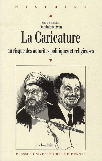 La caricature au risque des autorités politiques et religieuses