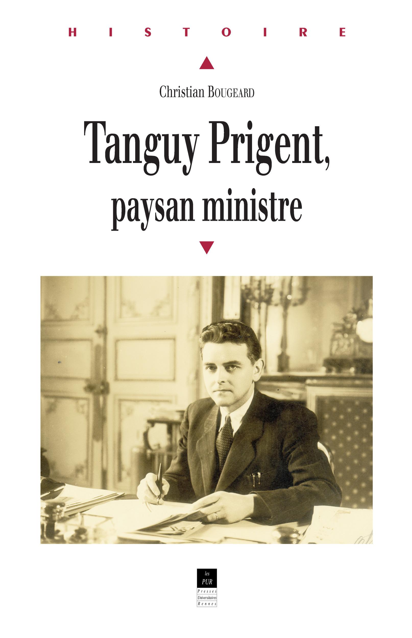 Tanguy Prigent, paysan ministre