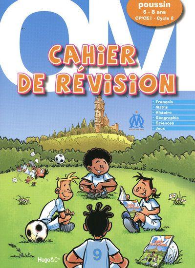Cahier de révisions ; OM ; poussins ; CP/CE1 ; cycle 2