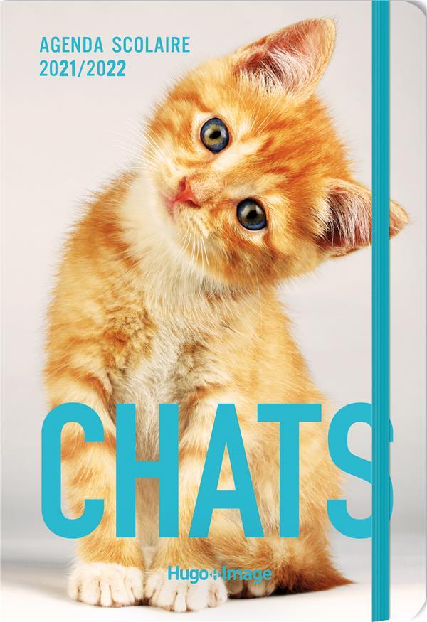 agenda scolaire chats (édition 2021/2022)