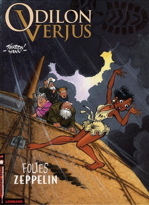Les exploits d'Odilon Verjus t.7 ; folies zeppelin