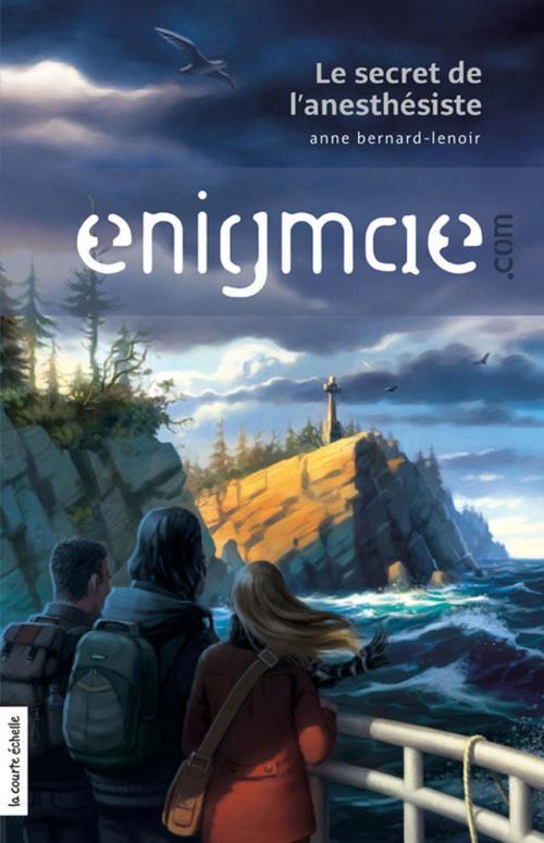 Enigmae.com t.1 ; le secret de l'anesthésiste