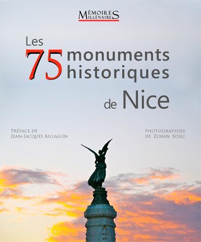 Les 76 monuments historiques de Nice