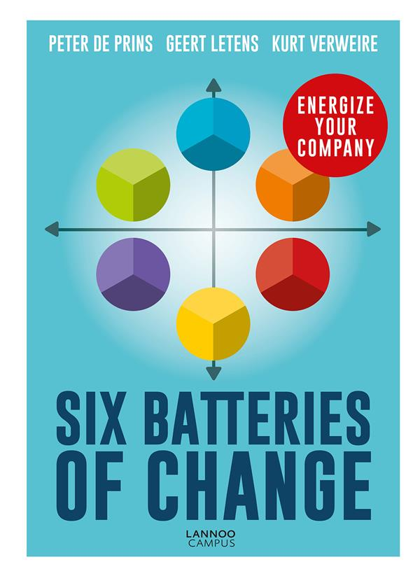 Six batteries of change ; energize your company