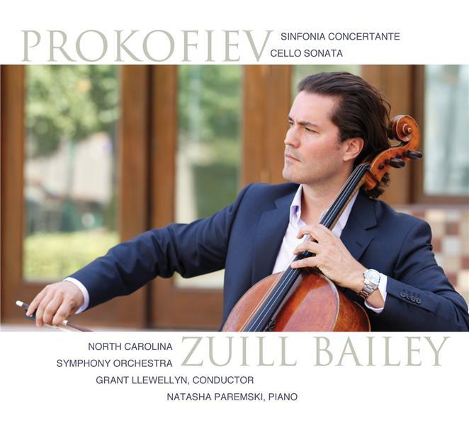 sinfonia concertante & cello sonata