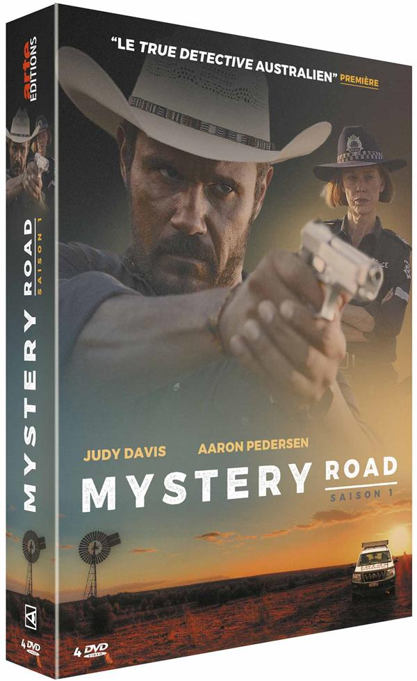 Mystery Road : Mystery Road - Le film + Goldstone + Intégrale de la saison 1