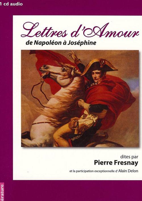 Lettres d'amour de Napoléon à Josèphine