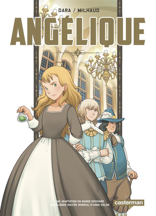 Angelique, marquise des anges t.2