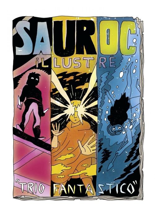 Les Sauroctones T.1