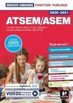 Réussite Concours ATSEM/ASEM 2020-2021 - Préparation complète  - Guérin - Collectif