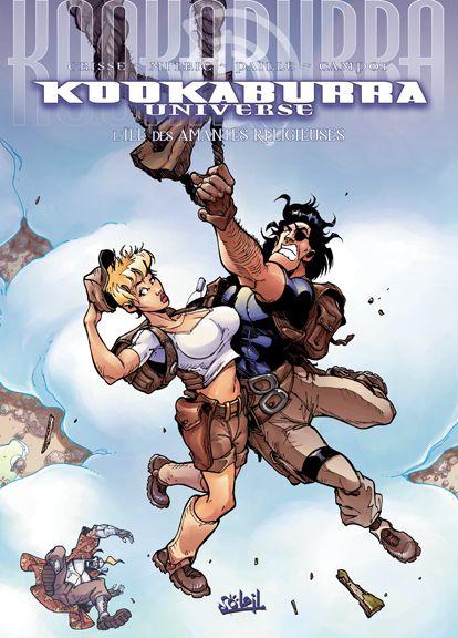 Kookaburra Universe T.11 ; l'île des amantes religieuses