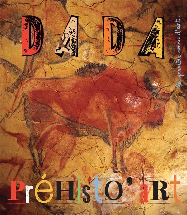 Revue dada ; prehisto'art