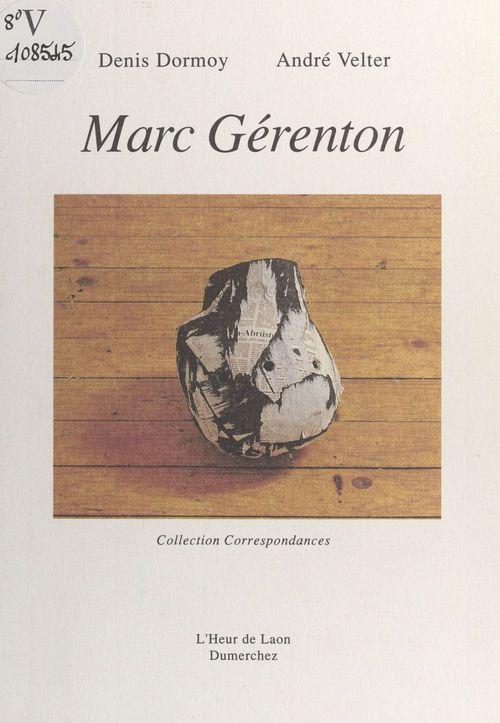 Marc gerenton