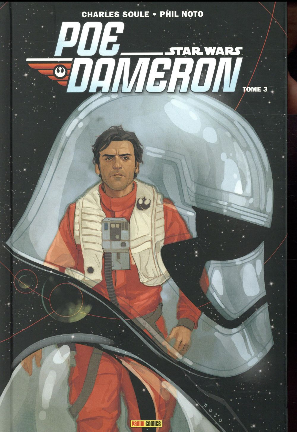 STAR WARS - POE DAMERON T.3 Noto Phil