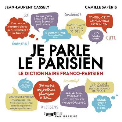 Saféris Camille - JE PARLE LE PARISIEN 2015