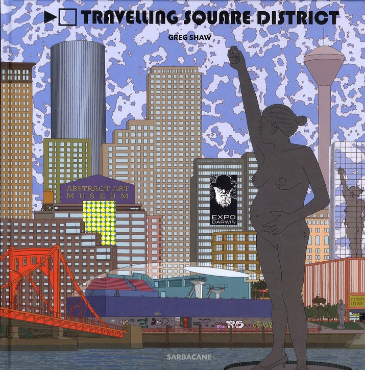 Travelling square district