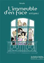 Couverture de L'Immeuble D'En Face - Integrale