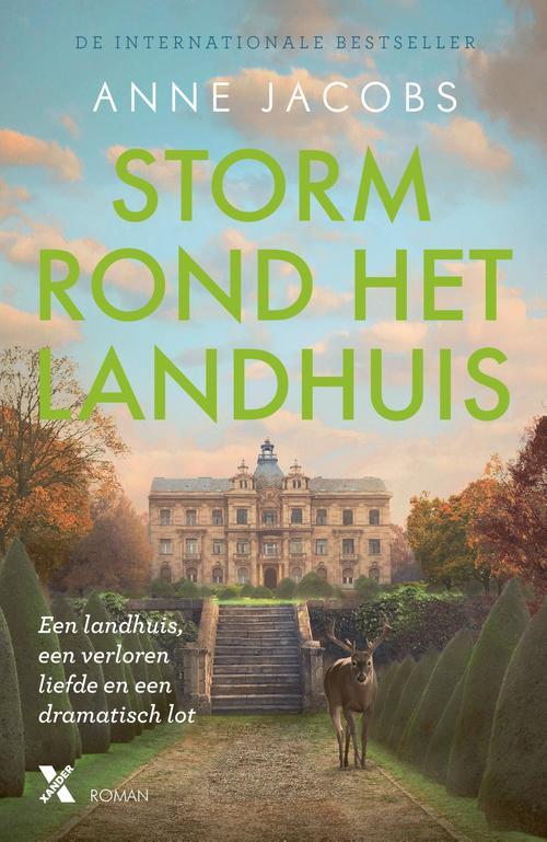 Storm rond het landhuis