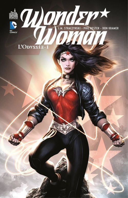 Wonder Woman - l'odyssée T.1  - Joe Michael Straczynski  - Phil Hester  - Don Kramer