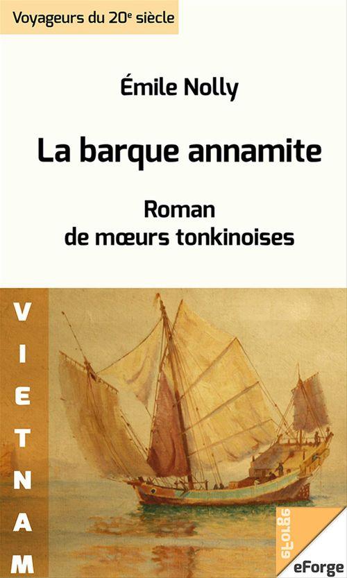 La Barque annamite