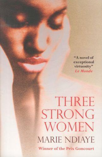 Three strong women - winner of the prix goncourt