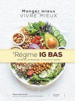 Vente Livre Numérique : LE REGIME IG BAS  - Marie-Laure André