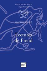 Vente EBooks : Lectures de Freud  - Jacques ANDRÉ